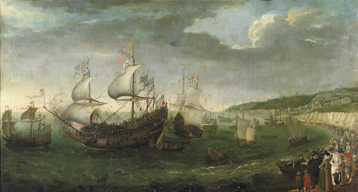 Adam Willaerts (Antwerp 1577-1