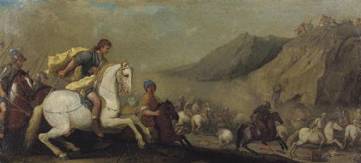 Andrea di Lione (Naples 1610-1