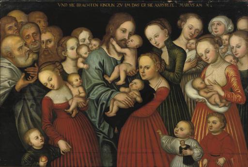 Circle of Lucas Cranach II (Wi