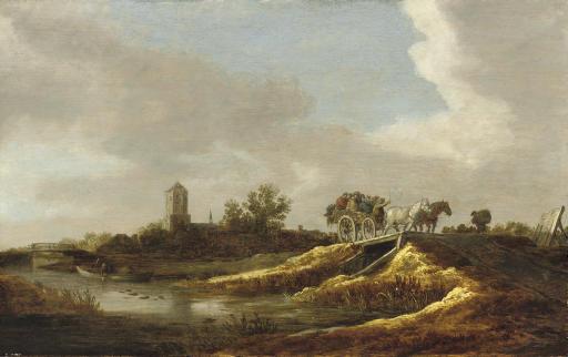 Jan van Goyen (Leiden 1596-165