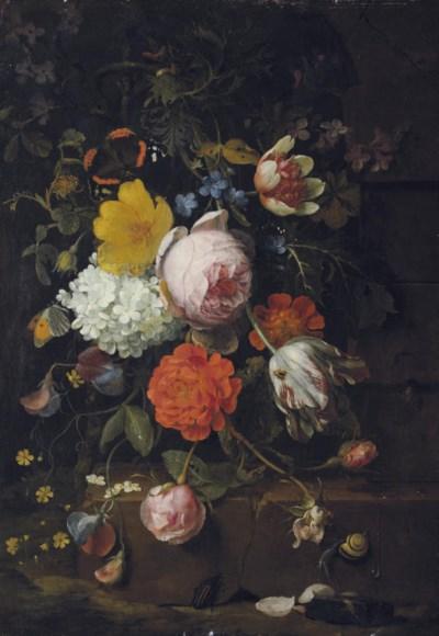 Jan Mortel (Leiden 1652-1719)