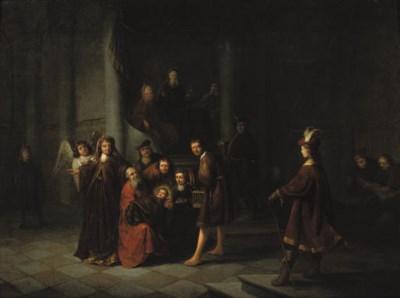 Jacob van Spreeuwen (Leiden 16
