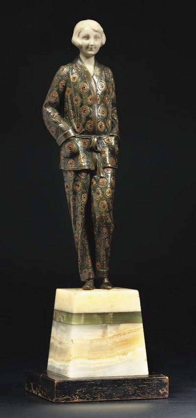 Georges L. Repaire Rigot (Mona