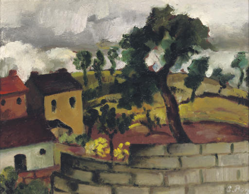 Landscape in Limburg