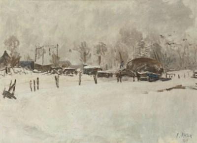 Jan Altink (DUTCH, 1885-1978)