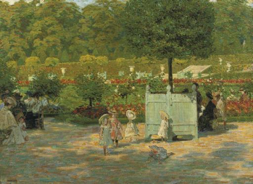 Parterre de Latone à Versailles