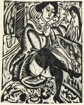 Ernst Ludwig Kirchner (GERMAN,