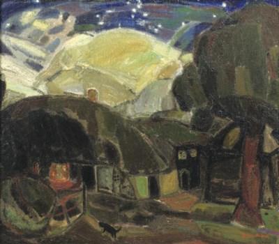 Gustave De Smet (BELGIAN, 1877