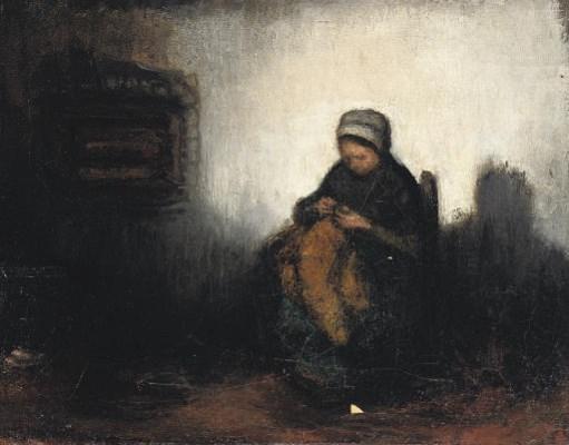 Jakob Smits (BELGIAN, 1856-192