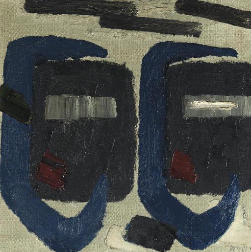 Willem Hussem (DUTCH, 1900-197