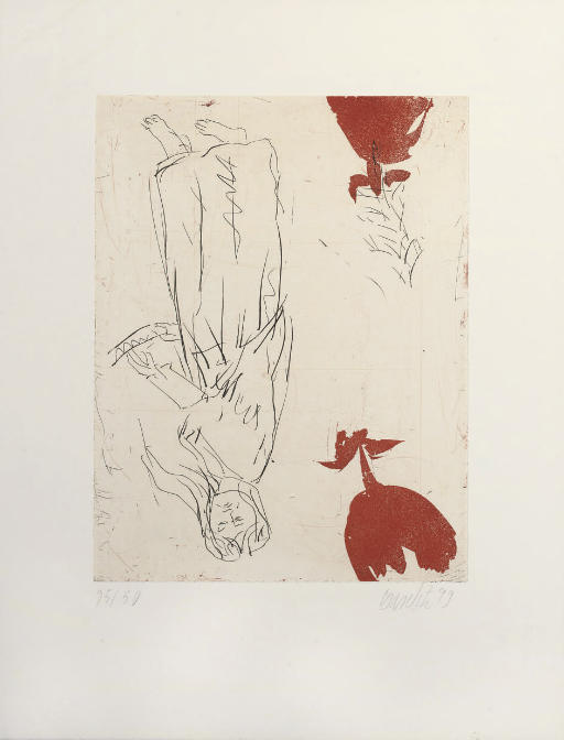 Georg Baselitz (GERMAN, B. 193