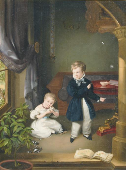 Ezechiel Davidson (Dutch, 1792