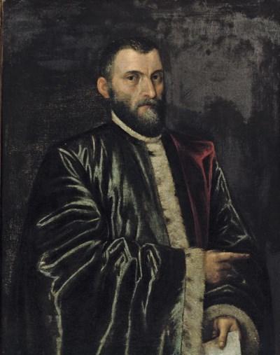 Circle of Dominico Tintoretto