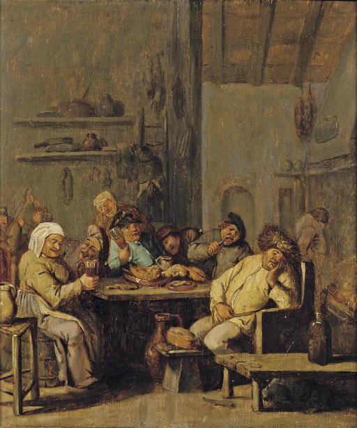Manner of Adriaen van Ostade