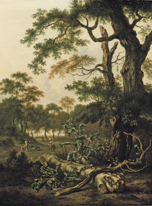 Jan Wijnants (Haarlem 1631-168