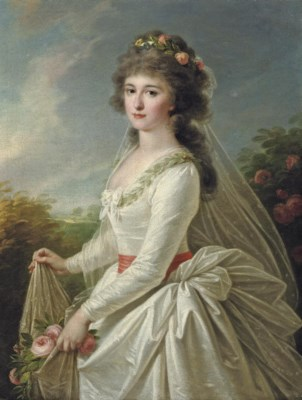 Follower of Louise-Elisabeth V