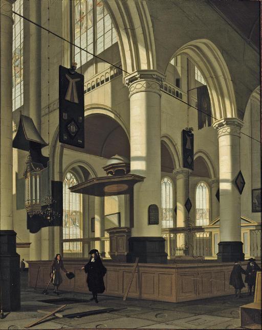 Attributed to Hendrik van Stre