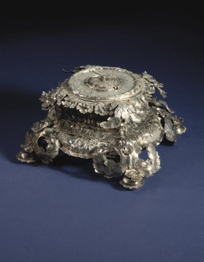 An Austro-Hungarian silver str