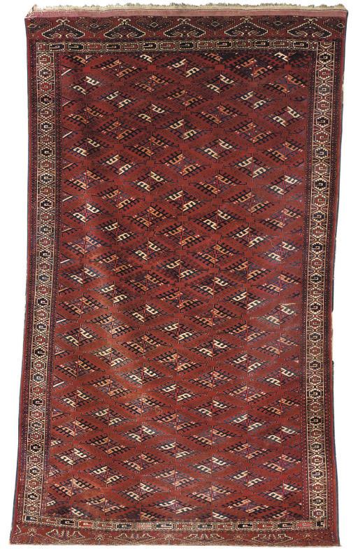 A Yomut Main carpet