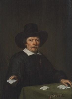 Circle of Thomas de Keyser (Am