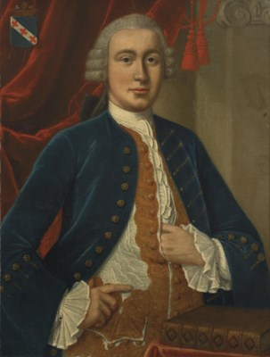 Harmen Serin (Ghent 1678-1765