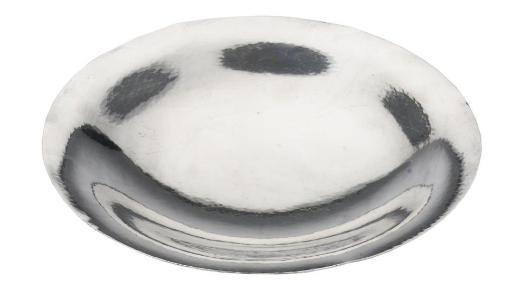 A Danish silver fruitbowl
