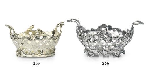 A Dutch parcel-gilt silver swe