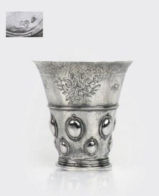 A fine and rare Dutch silver b