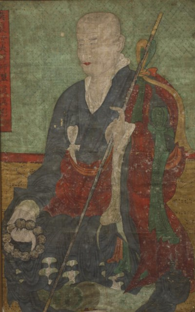 An anonymous Chinese painting