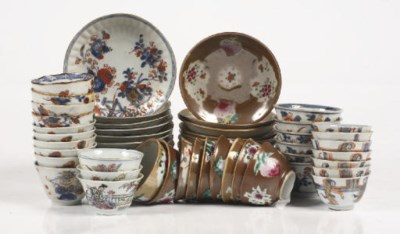 An assorted lot of Chinese Ima