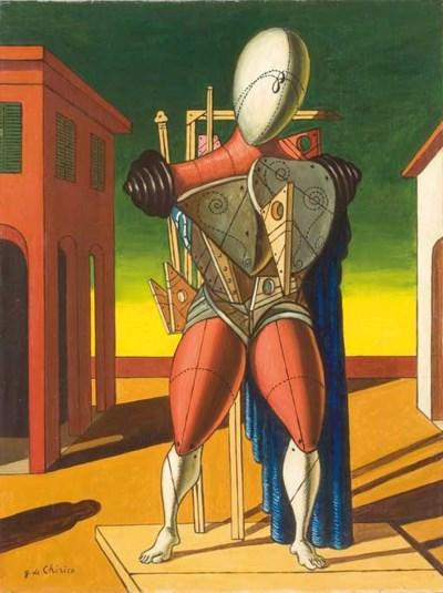 Giorgio de Chirico (1891-1978)