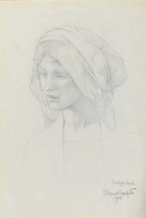 Edward Reginald Frampton (1872-1923)