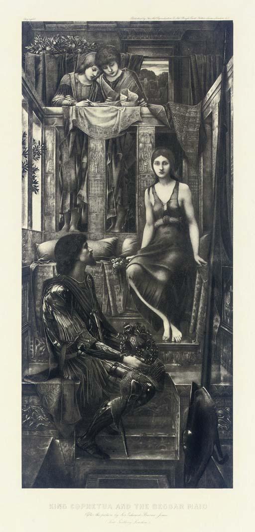 After Sir Edward Coley Burne-Jones, Bt., A.R.A., R.W.S.