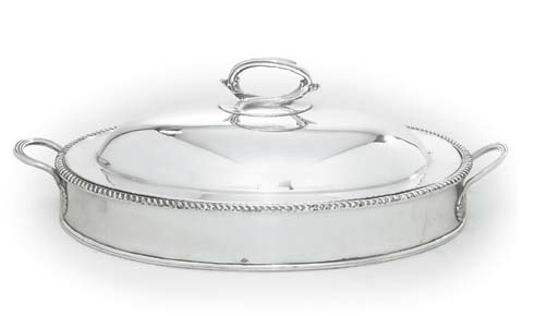 A VICTORIAN SILVER-PLATED TOAS