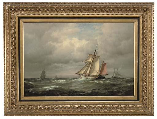 Carl-Ludwig Bille (Danish, 181