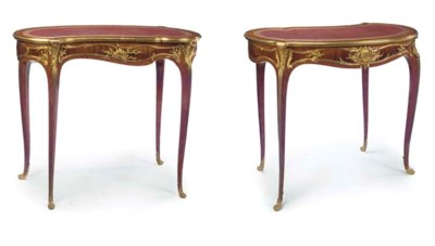 A FINE AND RARE LOUIS XV STYLE
