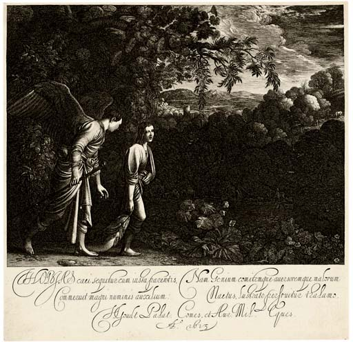 Hendrik Goudt (1583-1648) afte