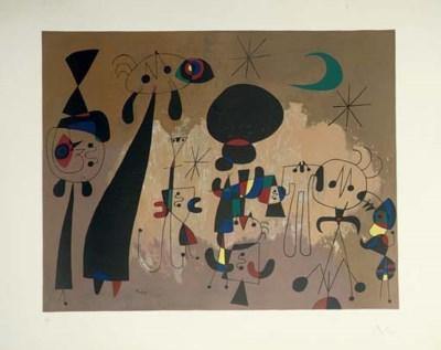 After Joan Miró