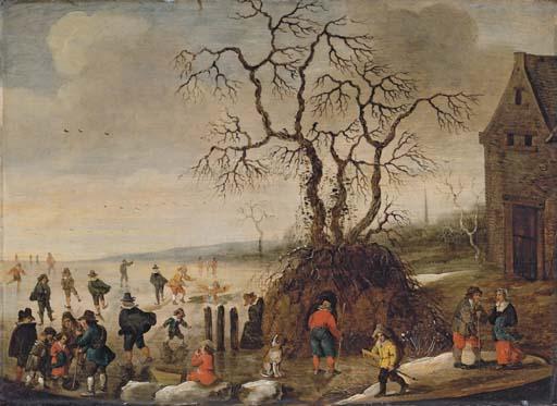 Frans de Momper (Antwerp 1603-