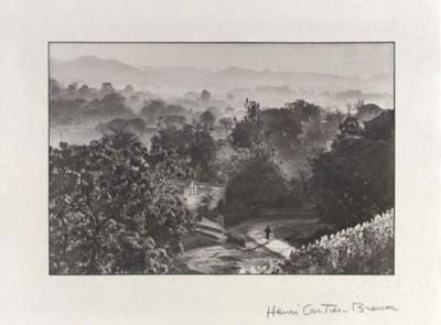 HENRI CARTIER-BRESSON AND LOKE