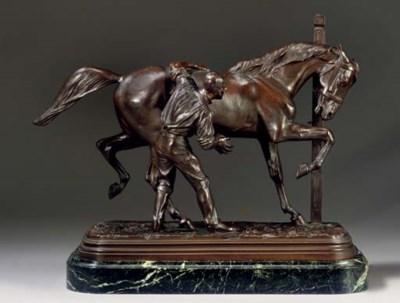 ISIDORE-JULES BONHEUR (1827-19