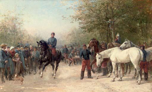 Heywood Hardy, (1842-1933)