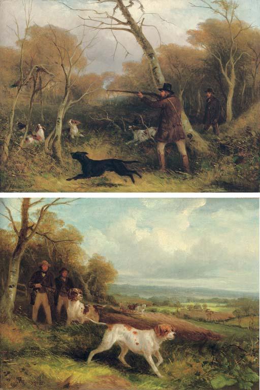 William Joseph Shayer (1811-18