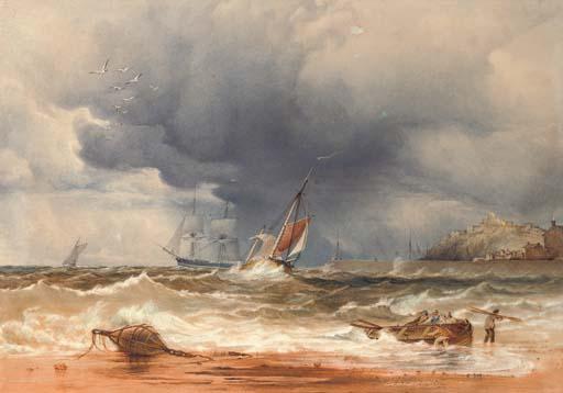 Anthony Vandyke Copley Fielding, P.O.W.S. (1798-1855)