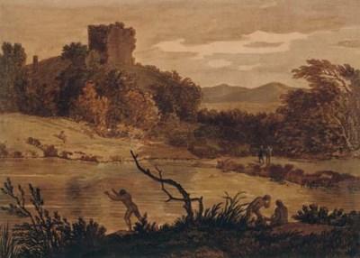 Alexander Cozens (1717-1786)