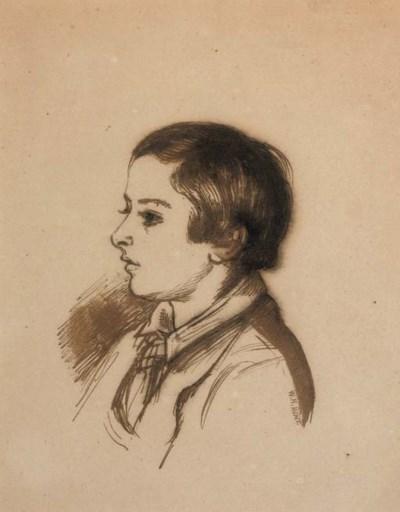 William Holman Hunt, A.R.S.A.,