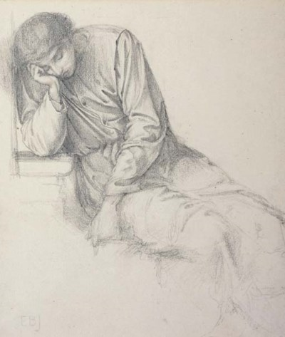 Sir Edward Coley Burne-Jones,