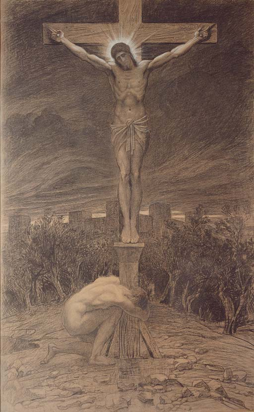 Sir William Blake Richmond, R.A. (1842-1921)