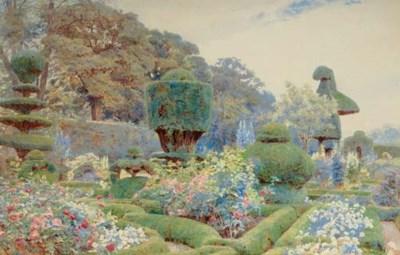 George Samuel Elgood (1851-194