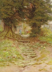 A cottage near Crocken Hill, Kent